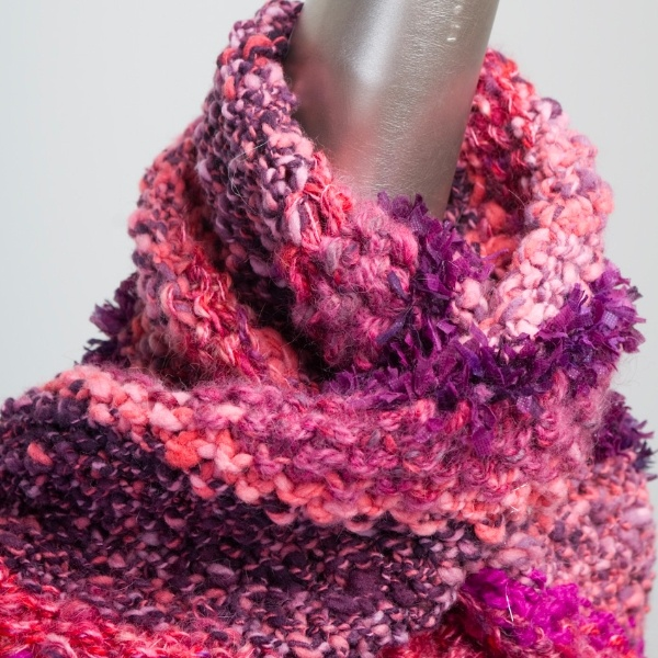Knitting With Handspun Yarns Patterns : Best images about knitting projects with handspun yarn