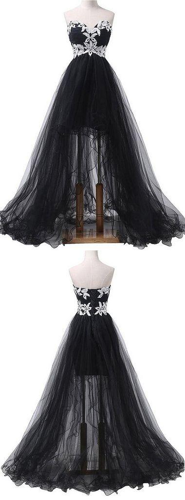 Homecoming Dress | www.dresstells.com/a-line-sweetheart-swee… | Flickr