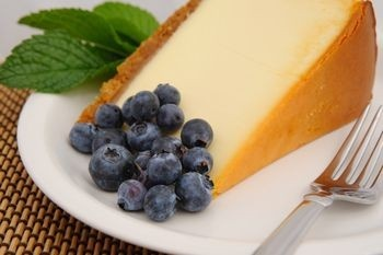 The best plain cheesecake recipes I've made always call for lemon juice :)