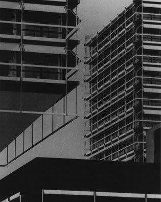 Egon Eiermann Olivetti Germany Headquarters
