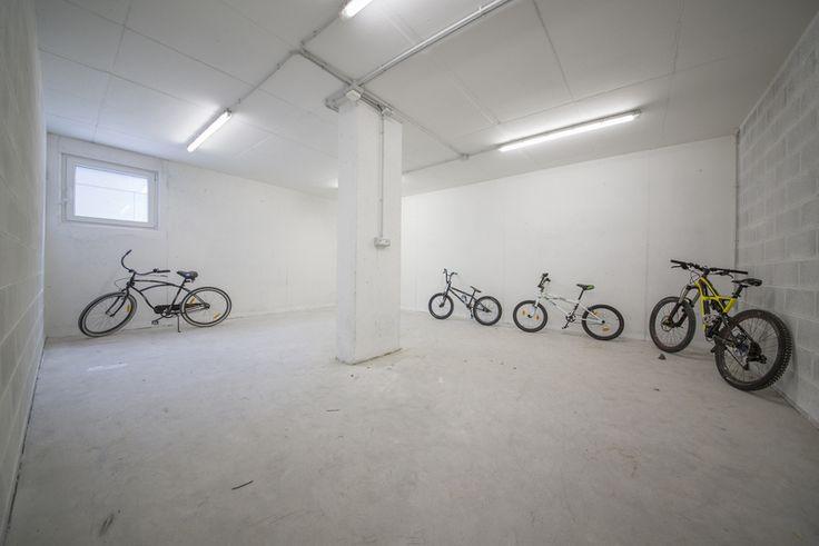 Deposito bike e attrezzature sportive Riva Lake Lodge, residence con servizi top a Riva del Garda