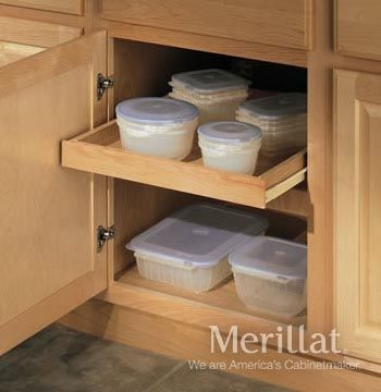 Base Tray Kit   Essentials™ Accessories   Merillat® Cabinetry. Vertical  Dividers Store And · Base CabinetsKitchen ...