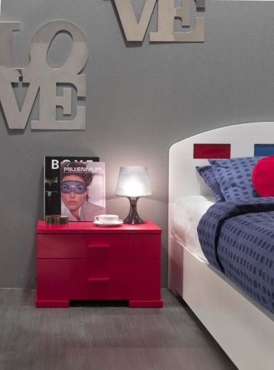 Image detail for -... Bedroom Furniture by Mazzali » Teens Bedroom Furniture by Mazzali