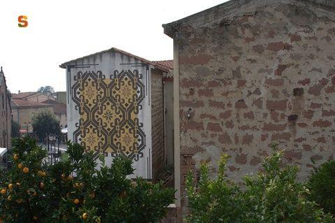 Sardegna DigitalLibrary - Immagini - Samugheo, murale Is Gancios