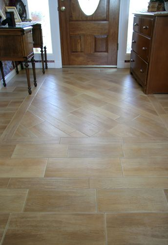 17 best images about floor on pinterest baseboards for Entrance flooring ideas