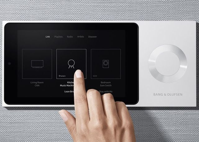 Bang & Olufsen BeoLink Multiroom Platform Launches