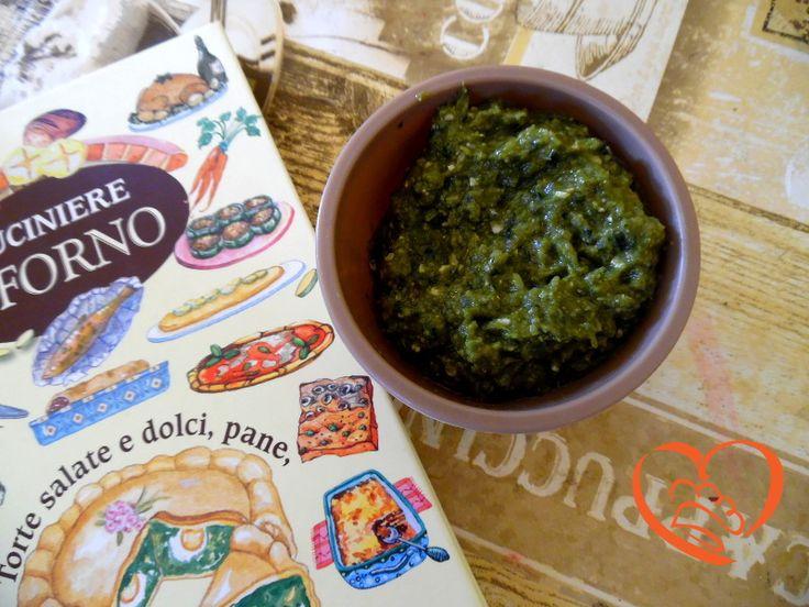 Pesto di fagiolini http://www.cuocaperpassione.it/ricetta/d9361f4c-9f72-6375-b10c-ff0000780917/Pesto_di_fagiolini