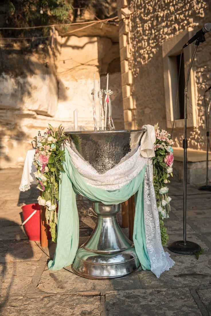 baptism decor