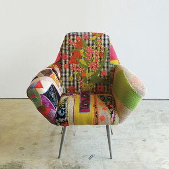 レバノンの女性デュオが作る一点モノ。彩り豊かな【BOKJA(ボクジャ)】の家具
