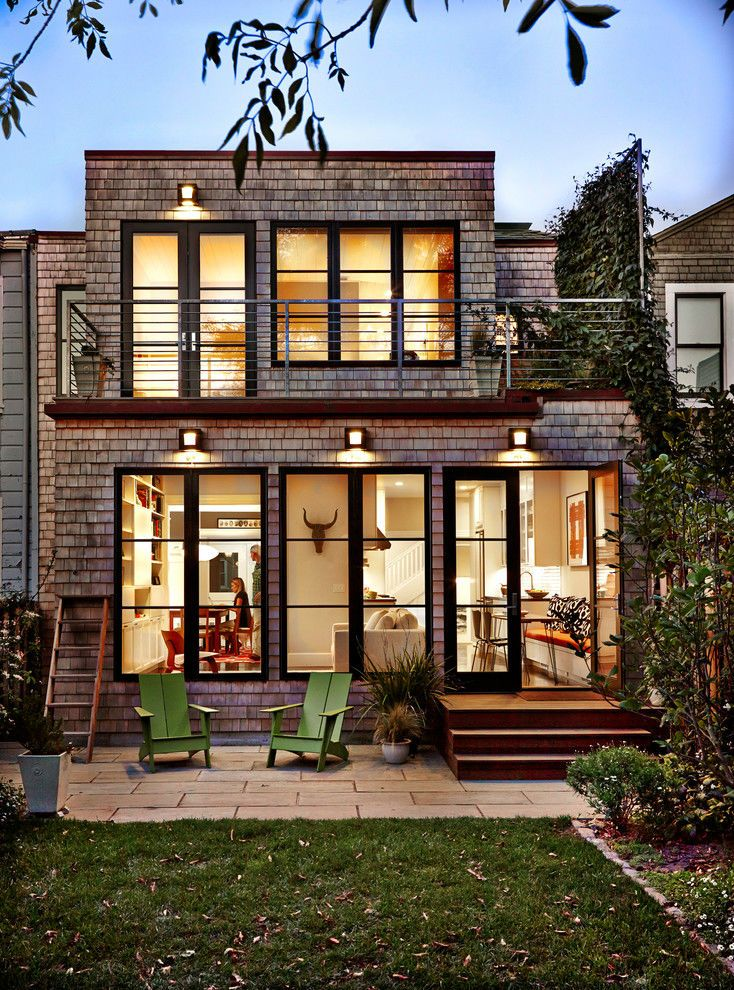 Inner Richmond Contemporary Home by Jeff King & Company View Full Design