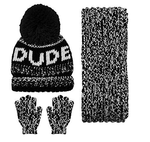 428a34847 Polar Wear Boys Knit Hat, Scarf And Gloves Set (See More Colors ...