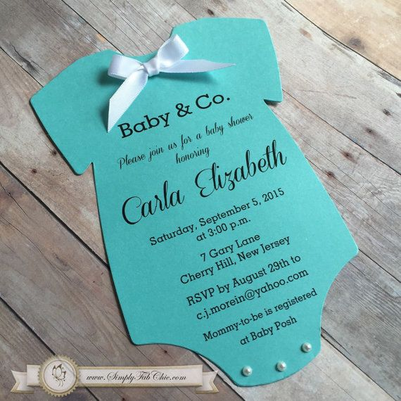 These Very Cute And Delicate Baby Shower  Baby Announcement