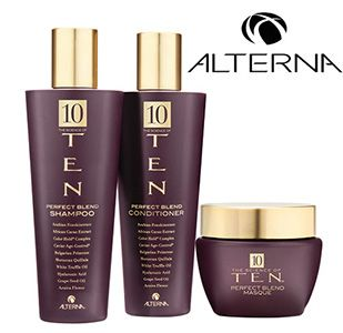 Kosmetyki Alterna The Science of TEN #alterna #kosmetykialterna #hair #beauty #cosmtics #katieholmes #wlosy