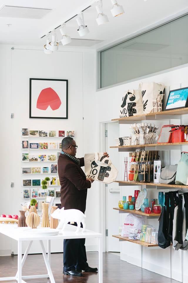 SFMOMA Museum Store