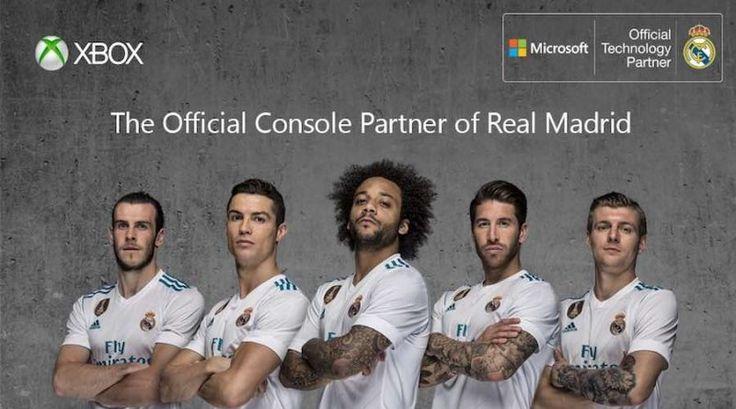 Real Madrid Xbox