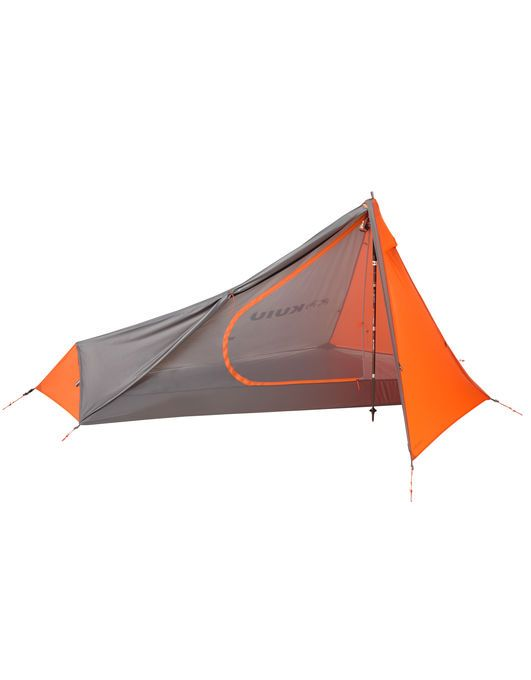 The Mountain Star One-Person Tent is designed with ultralight materials making the ideal lightweight one-person tent for backpacking expeditions.
