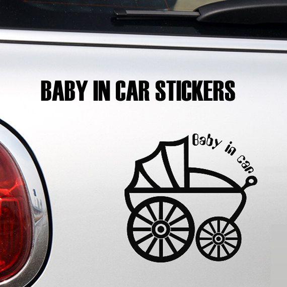Best Funny Sticker Images On Pinterest Vinyls Stickers And - Car sticker designripped torn metal design with evil eye monster motif external
