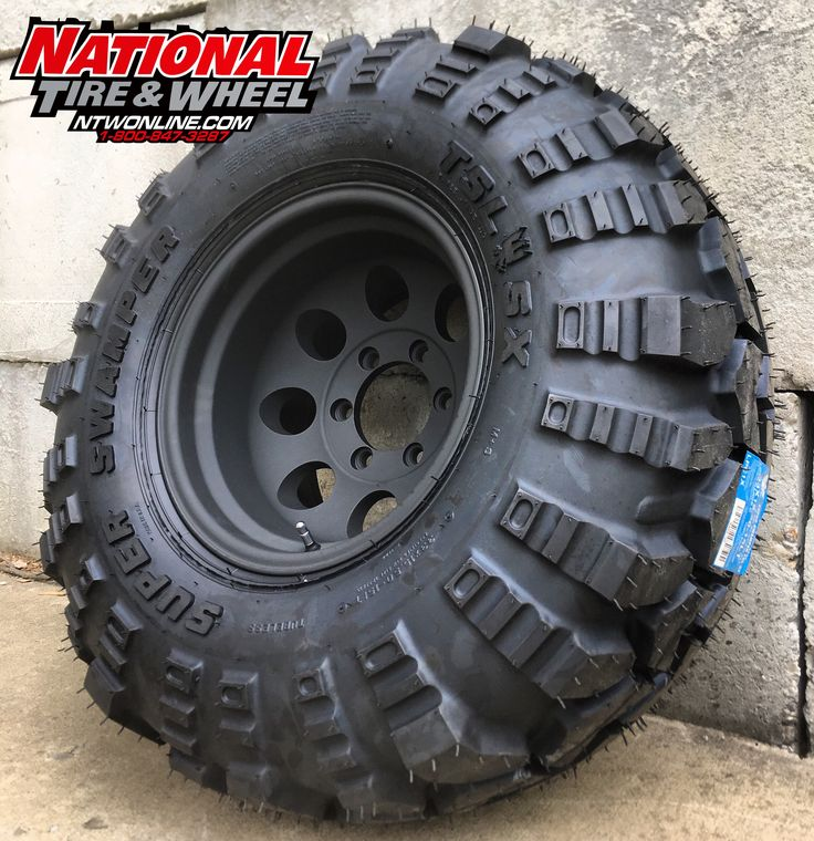 "Off Road Rims And Tires Package >> 15X10 Pro Comp Type 7069 / Super Swamper 33X15.50R15 TSL SX. Click the ""Visit"" button above to ..."