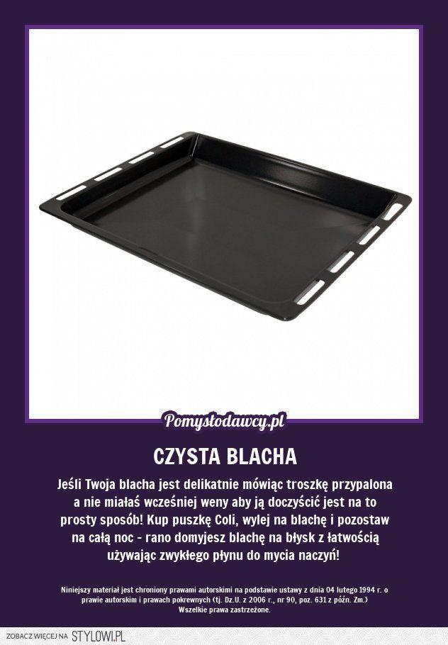 CZYSZCZENIE BLACHY na Stylowi.pl
