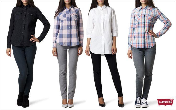 #jeansshop #jeansshopcom #levis #leviscollection #fallwinter14 #fw14 #shirt