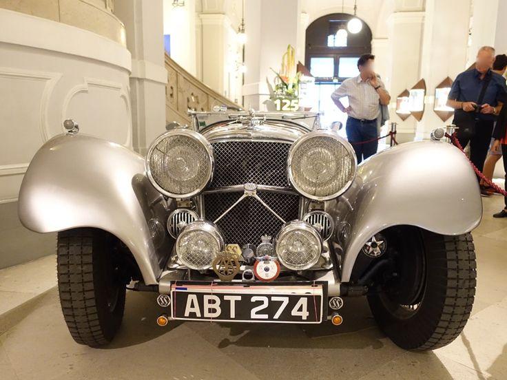 Dorotheum auction Jaguar SS100 HappyFace313