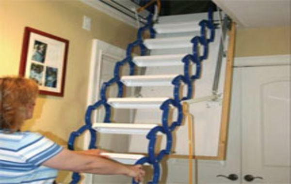 100 Best Attic Stairs For Small Spaces Images On Pinterest