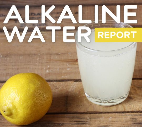 Is Alkaline Water Really Better than Ordinary Water Ella @ Healthy Hints