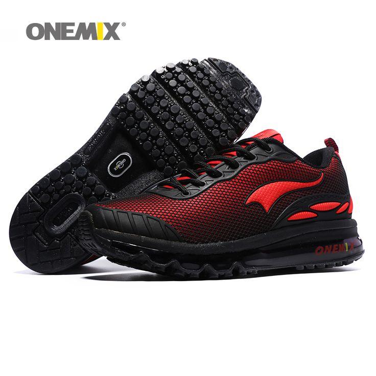 Max Man Loopschoenen Voor Mannen Mooie Trends Run Atletische Trainers Zwart Zapatillas Sport Schoen Kussen Outdoor Wandelen Sneakers