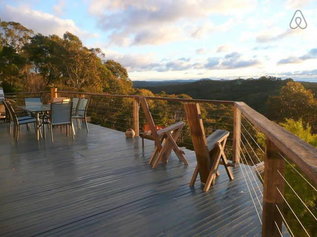 Check out this awesome listing on Airbnb: Nagual Retreat in  Leura with views in Leura