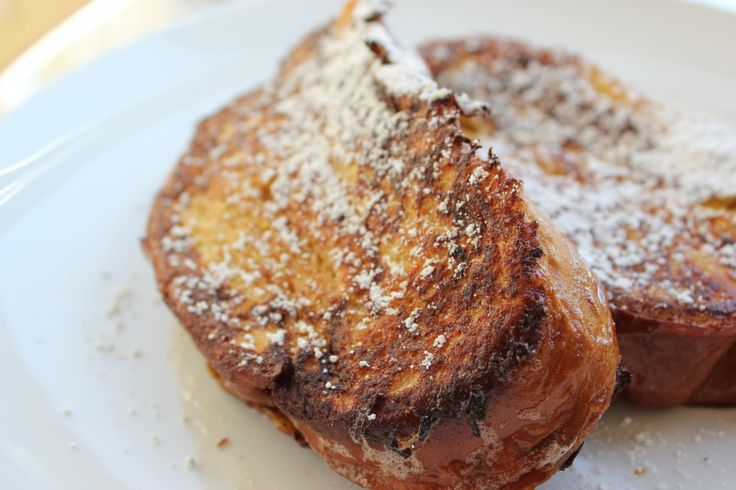 Challah French Toast Recipe | Fit Fab Cities | Pinterest