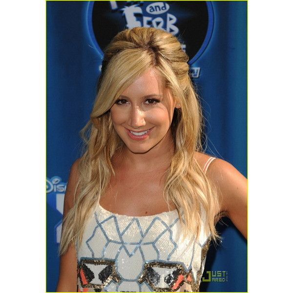 "Ashley Tisdale in ""Phineas & Ferb"" ❤ liked on Polyvore featuring hair, hairstyles, ashley tisdale, ashley and hair styles"