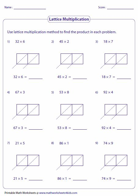 The 25+ best Multiplication grid ideas on Pinterest - long multiplication worksheets
