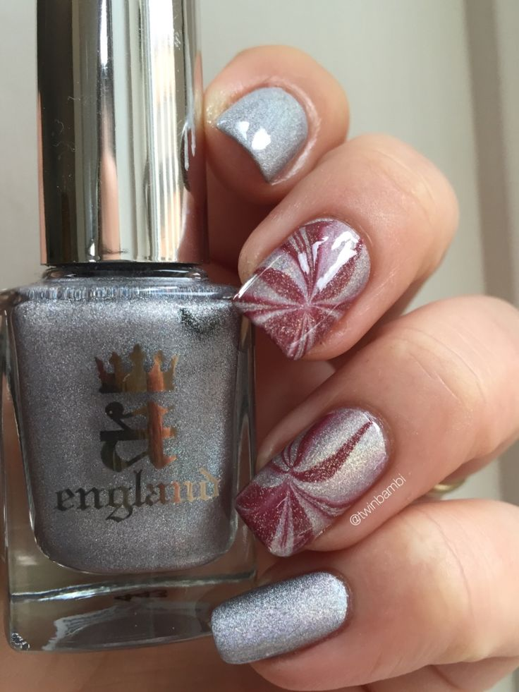 A England polish - Fonteyn  @appeal4 Rusted Redbud  Polishes from LuxBeauty.dk