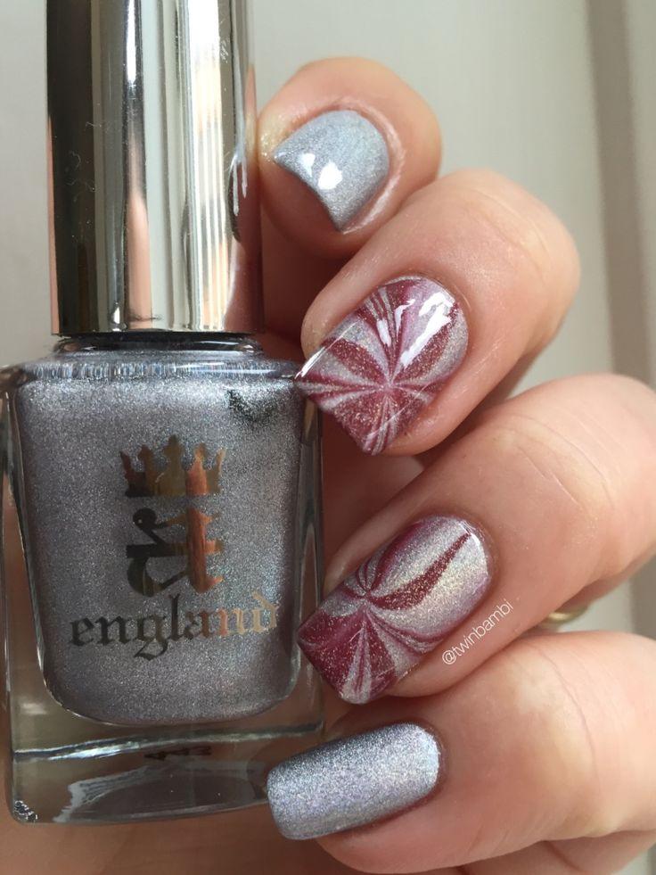A England polish - Fonteyn  @appeal4 Rusted Redbud  Polishes from LuxBeauty.dk