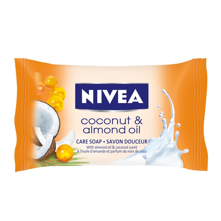 NIVEA SEIFE COCONUT & ALMOND OIL