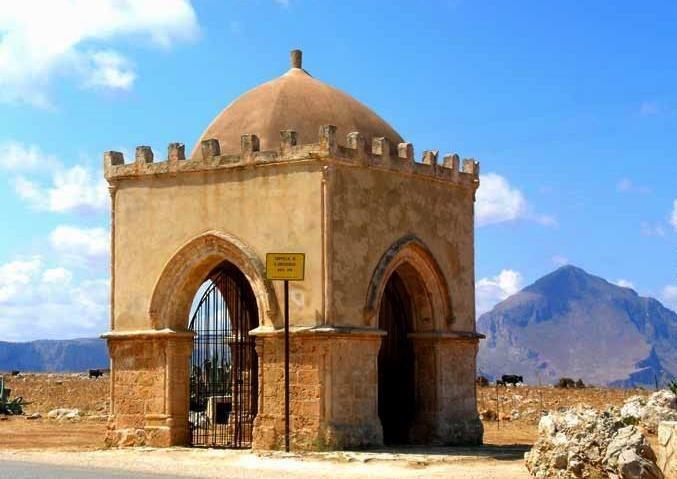 San Vito Lo Capo - Sicily ( Cappella di Santa Crescenzia )