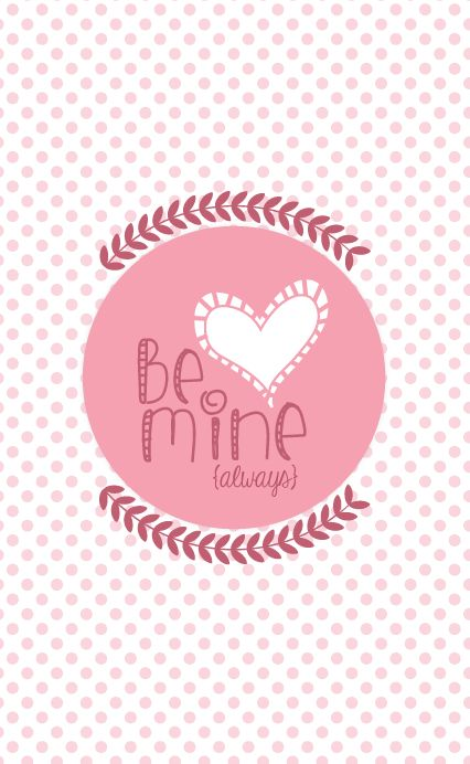seven thirty three - - - a creative blog: Valentine's Day Printable and iPhone Wallpaper