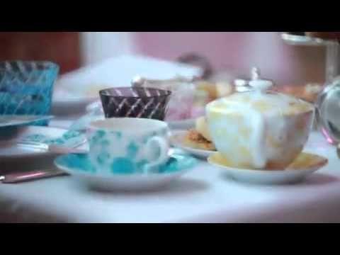 Royal Mansour Fashion Tea Time video with Meriem Belkhayat #royalmansour #Marrakech #fashion #show #makeup