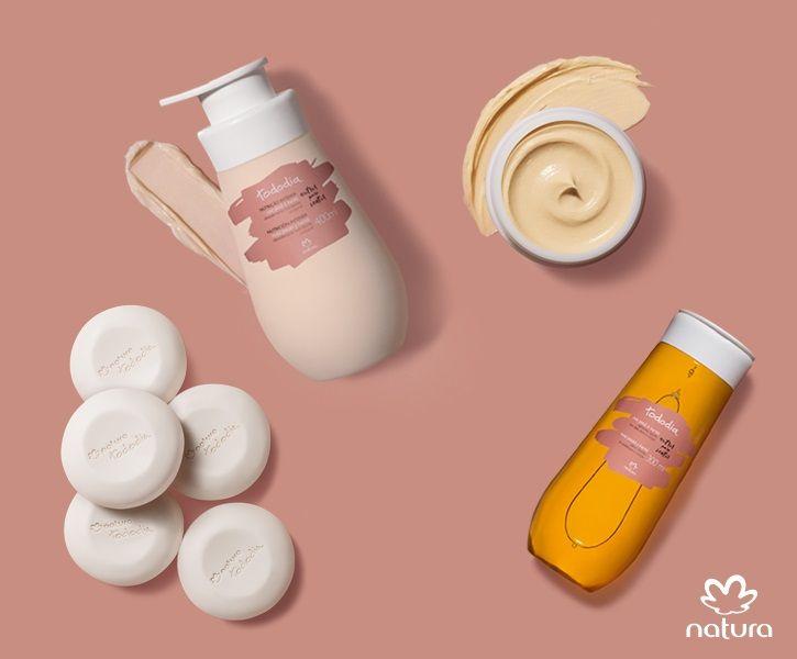 Linea de productos Tododia Nuez Pecan y Karité