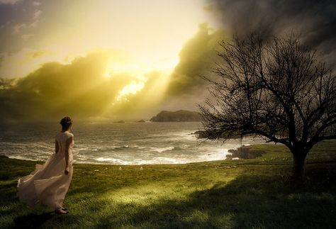 Καθώς κοιτάς πίσω στη ζωή σου, θα συνειδητοποιήσεις ότι πολλές φορές όταν νόμιζες ότι είχες χάσει κάτι καλό, στην πραγματικότητα κατευθυνόσουν προς κάτι καλύτερο. Δεν μπορείς να ελέγξεις τα πάντα. Μερικές φορές πρέπει απλά να χαλαρώσεις και να έχεις πίστη ότι τα πράγματα θα πάνε καλά. Πήγαινε σιγά-σιγά και άσε τη ζωή να κυλήσει. Επειδή, …