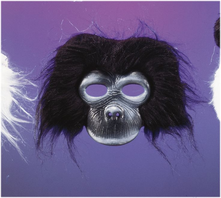 Awesome Costume Accessories Gorilla Plush Mask just added...