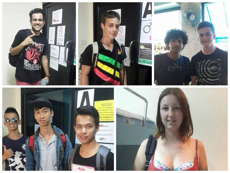 Just a few of our guests from 10th July 2015
