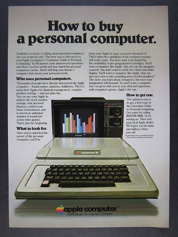 why is apple not a dominant provider of personal computers Apple, while unique in their product and their design has alienated the majority of the consumer market almost from the beginning the company tried to set themselves apart and show their.