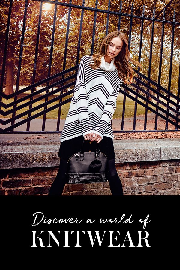 Discover a world of knitwear with our new AW collection, from on-trend jumpers and stylish cardigans. Explore the range to find a look that's perfect for you this season. In store or at George.com