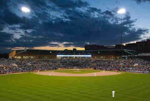 The 15 Best Minor League Baseball Parks Baseball Stadiums Minor League Baseball Baseball Baseball Field
