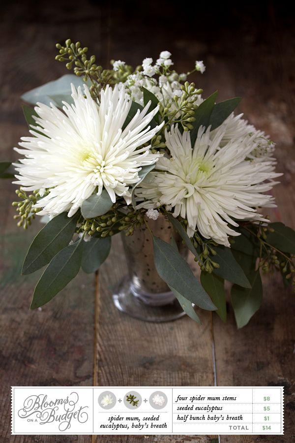 see $ and recipe: http://thebudgetsavvybride.com/blooms-on-a-budget-03/#  Blooms on a Budget #03 | The Budget Savvy Bride