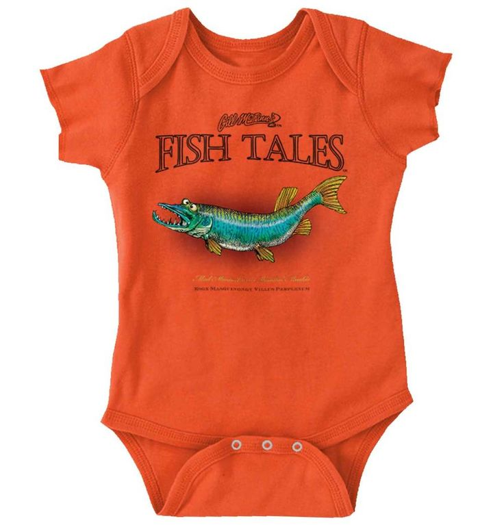 Mad Mustachioed Muddled Muskie Onesie | mad mustachioed muskie fishing angler fishermen fisherman bait bass boat fish tales funny cool awesome hunt hunting lake legend fable lures ocean ship trout wild weird river stream rod baby boys girls clothes onesie one-piece newborn months infant