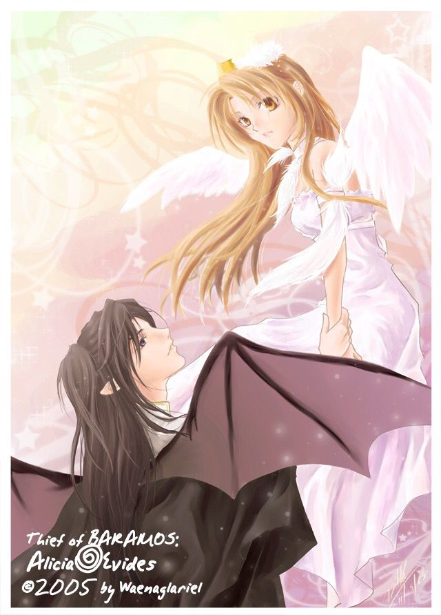 19 Best Angel And Demon Love Images On Pinterest