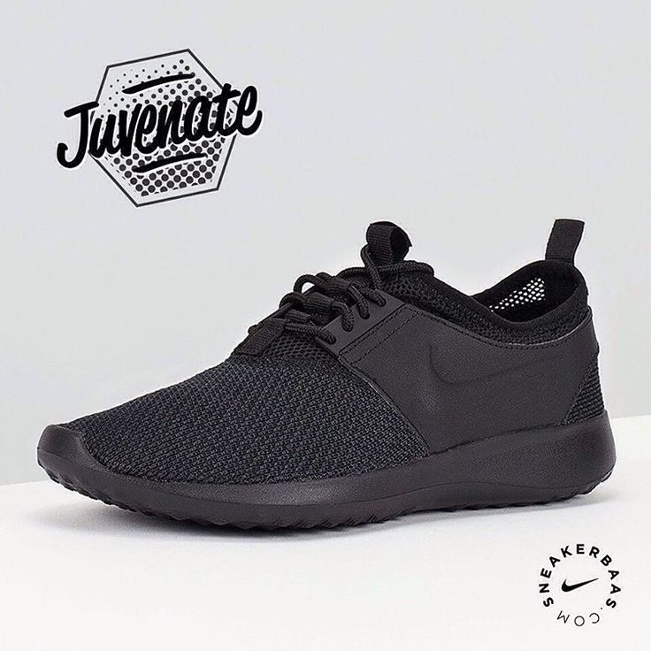 """#nike #nikejuvenate #juvenateblack #juvenate #sneakerbaas #baasbovenbaas  Nike Juvenate """"Black"""" - The Nike Juvenate has a extremely flexible and ventilated design. The upper features a hexagonal design on the toebox and nice, round lacing.  Now online available   Priced at 94.99 EU   Wmns Sizes 35.5 - 43 EU   Men Sizes 39 - 47.5"""