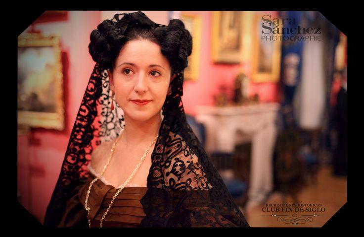 #Reenacting #19thcentury #MuseoRomanticismo #NochedelosMuseos #recreacionismo #sigloXIX #repositionhistorique reenacting MORE: https://www.facebook.com/SaraSanchezPHOTO